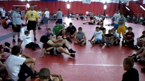 Thumbnail for entry Wrestling Regionals Pontiac 07 55