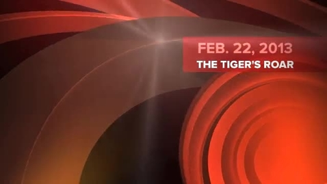 Thumbnail for entry NBHS The Tiger's Roar Broadcast 2 - Feb. 22, 2013
