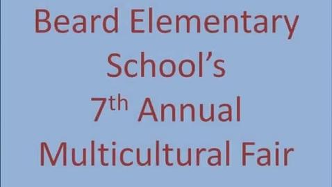 Thumbnail for entry 2013 Multicultural Fair