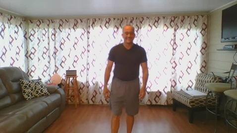Thumbnail for entry Cupid Shuffle Line Dance Video Recording - Thu Apr 23 2020 12:04:04 GMT-0400 (Eastern Daylight Time)