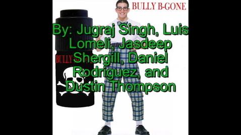 Thumbnail for entry Bully-B-Gone