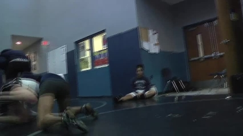 Thumbnail for entry Lone Star Category 5 - Sports: Del Valle Wrestling