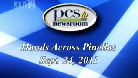 Thumbnail for entry Hands Across Pinellas