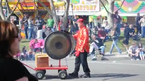 Thumbnail for entry Gong - Bok Kai Parade 2011