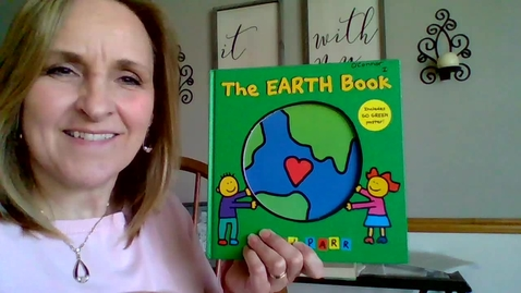 Thumbnail for entry The Earth Book written by Todd Parr