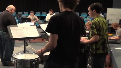 Thumbnail for entry Band Gala Percussion