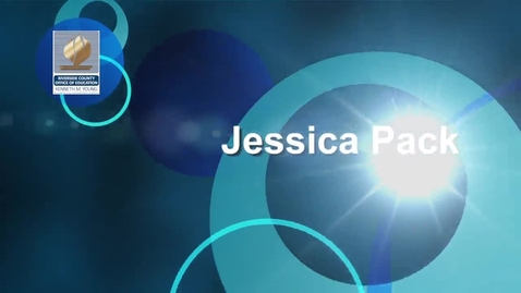 Thumbnail for entry Celebrating Educators 2014:  Jessica Pack
