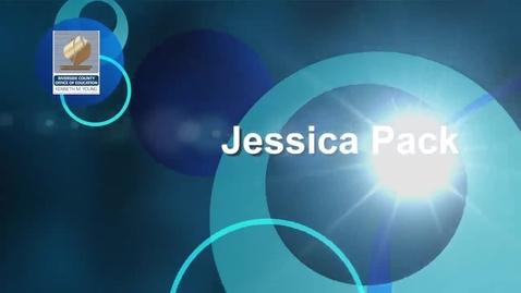 Thumbnail for entry Celebrating Educators 2014:  Jessica Pack