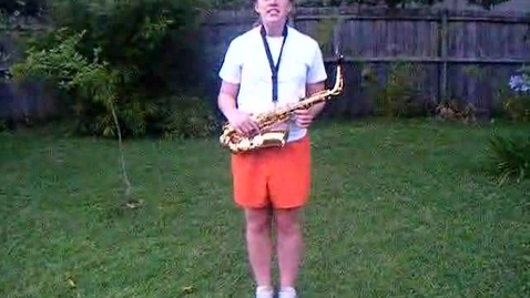 Thumbnail for entry Wind Player Marching Audition