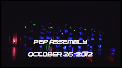 Thumbnail for entry WHS Pep Assembly 10-26