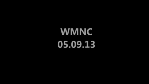 Thumbnail for entry WMNC 05.09.2013