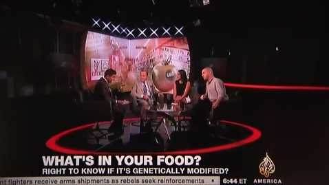 Thumbnail for entry Mort Zuckerman: Third Rail GMO Labeling, 8/2/15