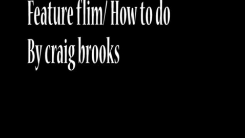 Thumbnail for entry feature film/ how to do