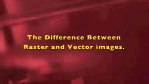 Thumbnail for entry Vector vs Bitmap 2