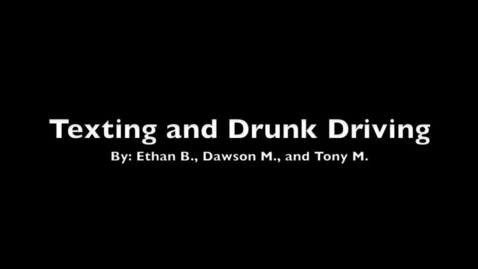 Thumbnail for entry Tony's, ethan's, and Dawson's PSA