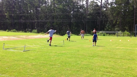 Thumbnail for entry Coach P's Football Camp