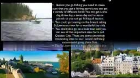 Thumbnail for entry Quebec postcards Joey