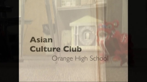 Thumbnail for entry OHS Asian Culture Club