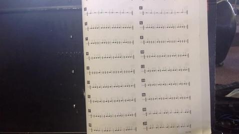 Thumbnail for entry 6th Grade Band #1
