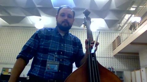 Thumbnail for entry Bonaparte's Retreat Part A Bass