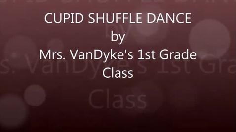 Thumbnail for entry Mrs. VanDyke's 1st grade: Cupid Shuffle