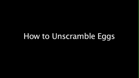 Thumbnail for entry Unscrambled