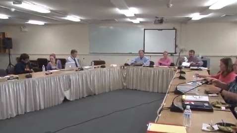Thumbnail for entry MCPS Finance and Operations Committee May 15, 2013