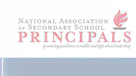 Thumbnail for entry NASSP Breakthrough Schools