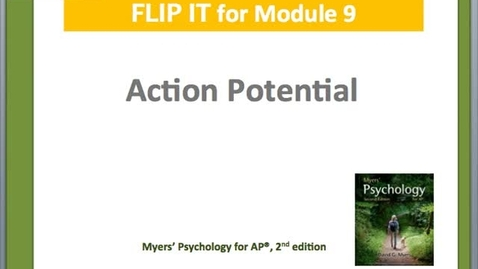 Thumbnail for entry Action Potential