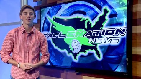 Thumbnail for entry Season 2, Episode 34- Eagle Nation News
