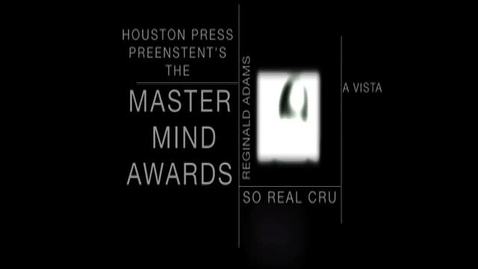 Thumbnail for entry Mastermind Awards