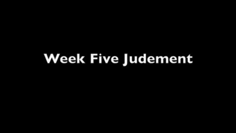 Thumbnail for entry Cougar Runway Week 5 Part 4