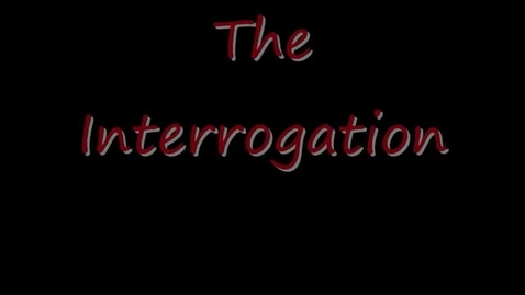 Thumbnail for entry Vampyre Hospital (part 3: The Interigation)