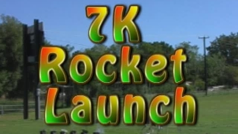 Thumbnail for entry 091030 Rocket Launch