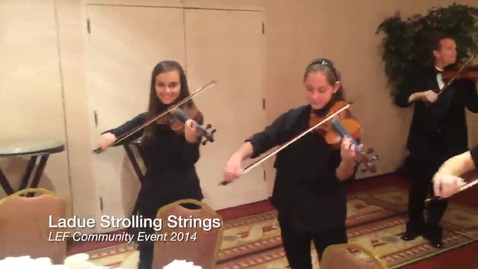 Thumbnail for entry Ladue Strolling Strings