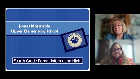Thumbnail for entry Parent Night 2021