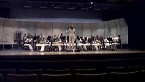 Thumbnail for entry LCMS Concert Band