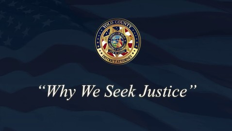 Thumbnail for entry Why We Seek Justice: Interview with Deputy District Attorney - Diane Ortiz