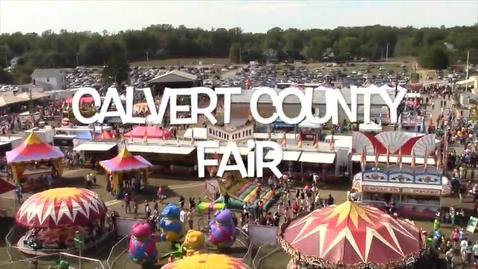 Thumbnail for entry Calvert County Fair