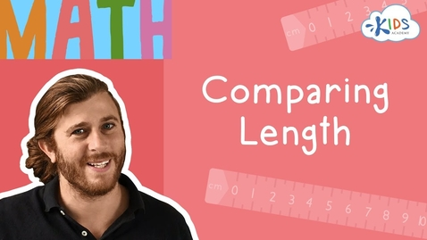 Thumbnail for entry Comparing & Measuring Lengths | Math for 2nd Grade | Kids Academy