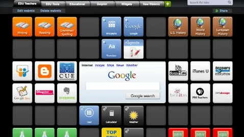 Thumbnail for entry Adding the New SweetSearch Widget to your Symbaloo