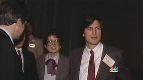 Thumbnail for entry CNBC Titans: Steve Jobs part 2