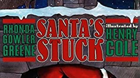 Thumbnail for entry Santa's Stuck - Mrs. Brannon