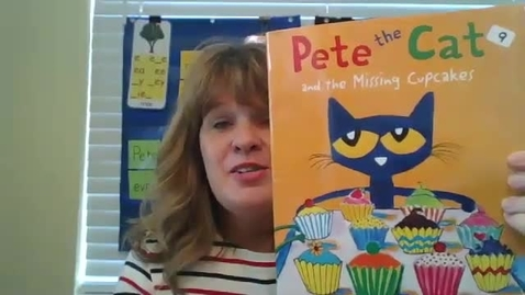 Thumbnail for entry Pete the Cat and the Missing Cupcakes