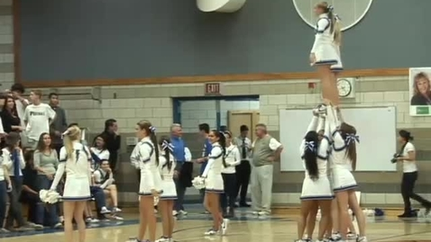 Thumbnail for entry Rocklin v. Whitney Basketball Quarry Classic '11, End