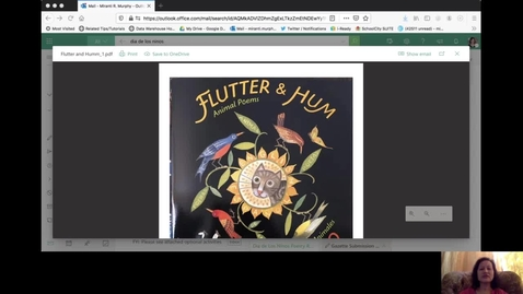 Thumbnail for entry MONDAY_Intro_Snake _ Turtle Poems DiaNinos