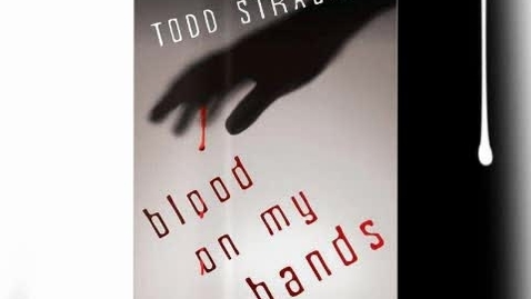 Thumbnail for entry Blood on My Hands by Todd Strasser