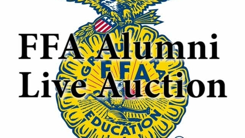 Thumbnail for entry New Holland Agriculture: FFA Alumni Live Auction