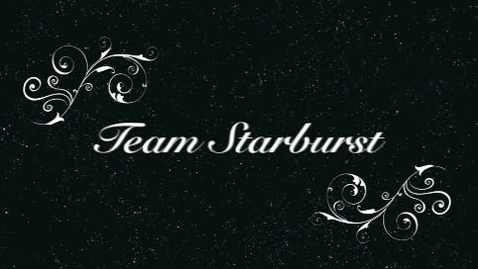 Thumbnail for entry Intro to Team Starburst: Long Shot to Close Up