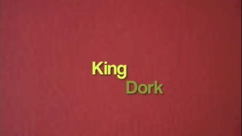 Thumbnail for entry King Dork